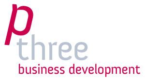 Pthree logo